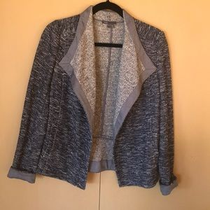 Vince knit open jacket